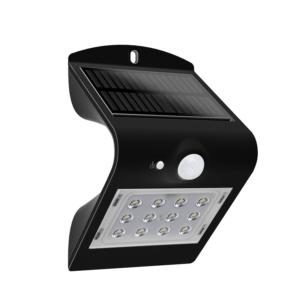 Аплик PAPILLON2B 2w LED 4000K IP65 + фотореле и датчик за движение
