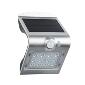 Аплик PAPILLON2S 2w LED 4000K IP65 + фотореле и датчик за движение